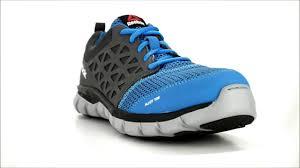 reebok steel toe shoes. women\u0027s reebok alloy toe athletic work shoe rb044 @ steel-toe-shoes.com steel shoes o