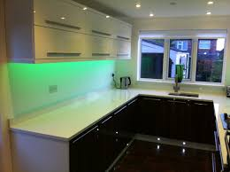 White Gloss Kitchen Gloss Walnut And White Gloss Kitchen Signature Kitchens Bathrooms