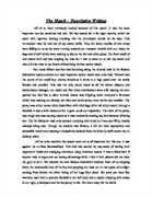 how to write a descriptive essay about a place  ehow example of descriptive essay about a place