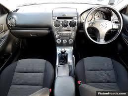 mazda 6 2004 interior. mazda 6 20 ts2 4dr 2004 mazda interior