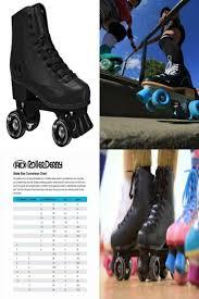 Roller Derby Firestar Size Chart Roller Derby Candi Grl Sabina Artistic Skates 7 Reewind Black