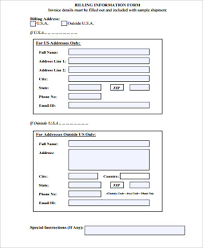 examples of billing invoices invoice template pdf invoice template pdf harvest