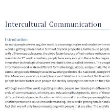 intercultural communication in business essay example essay for you  intercultural communication in business essay example image 4
