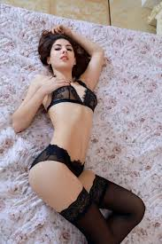 Hot Brunette Regina Jane Is Stunning In Sexy Lingerie But Wait Until She Gets Na R18hub