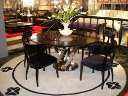 home design outstanding round dining room table with lazy susan also