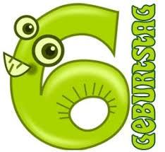 6 Geburtstag Glückwünsche Und Sprüche Für Kinder