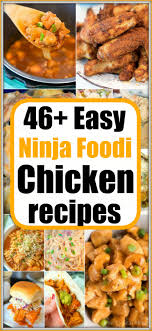 72 easy ninja foodi recipes