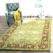 8x8 square rug square rug square rug handmade legend light green rust wool square outdoor rug