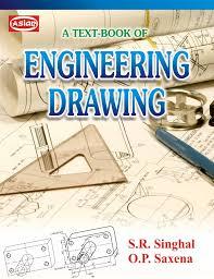 text book of engineering drawing sem i ii putech publications ltd