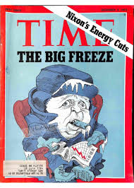 Cover Print of Time, December 3 1973