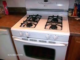 white gas range stove gas stove covers glass covers white gas range top before stove top