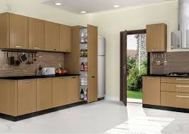 MARRONE PARALLEL SHAPE MODULAR KITCHEN