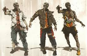 Dying Light Action Figures Infected Dying Light Wiki Fandom