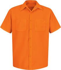 Short Sleeve Enhanced Visibility Work Shirt