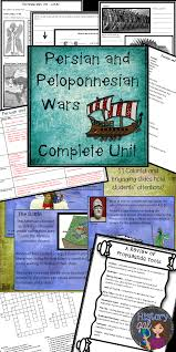 persian and peloponnesian war powerpoint guided notes editable this lesson includes all you ll need to teach the persian and peloponnesian wars