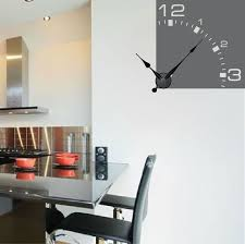 Small Picture 32 best Clock Wall Decals images on Pinterest Clock wall Wall