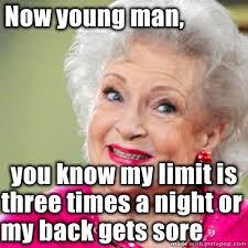 Betty White Memes via Relatably.com