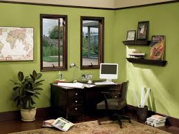 green home office. Unique Green Green Home Office Wall Paint Colors To Home Office