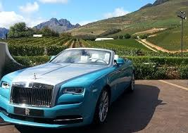 New Day New Dawn We Drive Rolls Royces R10 Million Drophead In Sa