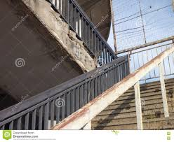 Outdoor Staircase old concrete outdoor staircase with steel railing stock photo 7143 by xevi.us