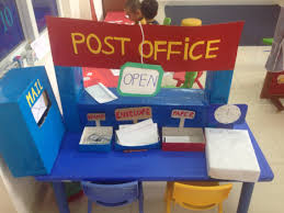 office play. The Jolly Postman Post Office :) Play T