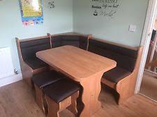Kitchen Dining Corner Seating Bench Table 2 Stools With Storage Corner Seating Kitchen