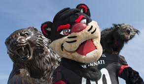 Small Picture UC celebrates 100 years of Bearcats on Oct 31 2014 University