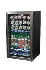 mini fridge office. 120 can mini fridge beverage center stainless steel office home garage whatu0027s it worth l