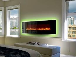 dynasty 78 in wall mount electric fireplace w rocks ef71 p