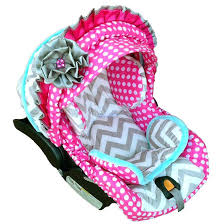 infant car seat girl infant car seat cover in baby polka dots if i have a