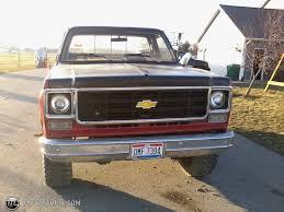1978 Chevrolet Custom Deluxe C10 id 23695