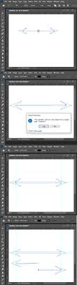 Step 1, draw the dotted line part. Solved M Pixels Option Is Greyed Out For Line Tool Photo Adobe Support Community 11523017