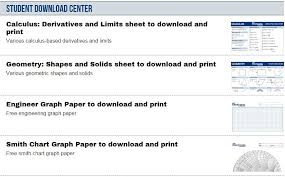 Semi Log Graph Paper To Download And Print Electronic Products