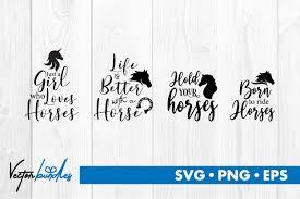 Icônes de home gratuites dans des styles variés pour vos projets web, mobiles et de design graphique. Horse Quotes Graphic By Vectorbundles Creative Fabrica
