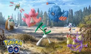 Pokemon Go Sinnoh Evolution Update New Gen 4 Reveals And