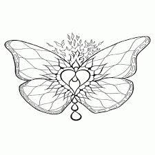 20 Beste Kleurplaat Vlinder Met Bloemen Win Charles