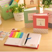 Sticker Bookmark Notepad Post Marker It Memo Flags Sticky Notes Book
