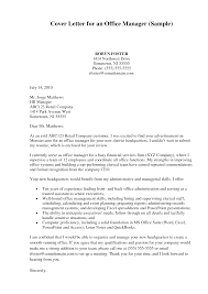 Executive Resume Cover Letter Sample Resume Example Page Of 100 43