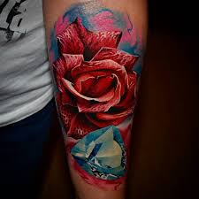 значение татуировки роза у девушек и мужчин что значит тату череп с