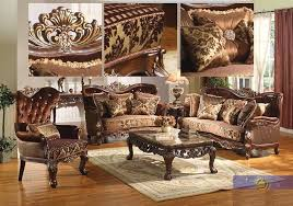 Antique Sofa Loveseat Living Room Furniture Traditional Sofas Living  Room