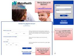Your Guide Table Of Contents Welcome To Mychart
