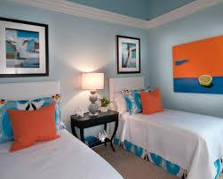Orange Blue Bedroom Ideas Memsaheb Net