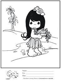 kids-coloring-page-hawaiian-girl-precious-moments-coloring-sheet ...