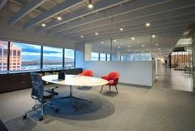 office ceiling design. Open Ceiling Design Showroom Office