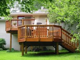 Building A New Deck Return On Investment - Exterior decking materials