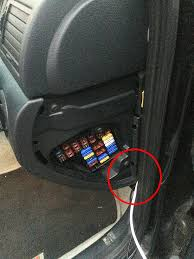 ground point in the fuse box skoda octavia mk i briskoda share this post