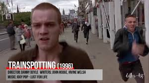 Trainspotting (1996) Choose life scene - YouTube
