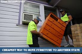 Cheapest Way To Move Furniture Across Country Model
