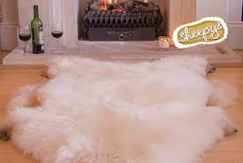 sheepys sheepskin rug 2 sizes