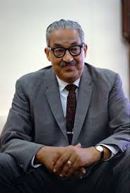 the controversial first black supreme court justice thurgood  thurgood marshall appointed by kennedy to the united states court of appeals for the second